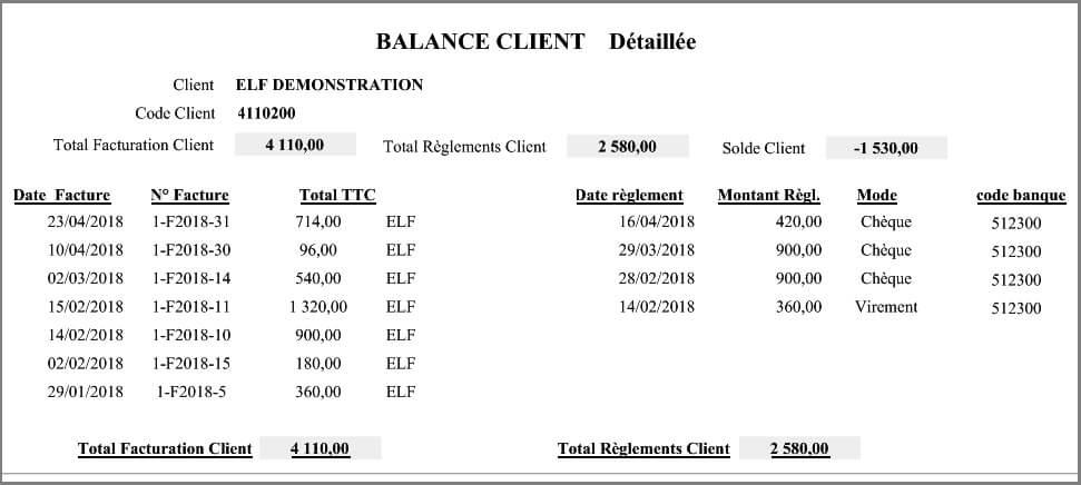 Balance Client